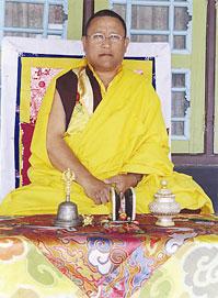 Lama Nyedon Rinpoche
